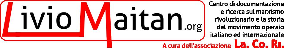 LivioMaitan.org